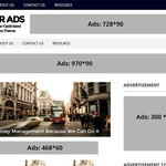 SuperAds Lite Wordpress Theme