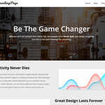 Superb Landingpage Wordpress Theme