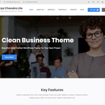 Surya Chandra Lite Wordpress Theme