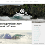 Swell Lite Wordpress Theme