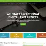 TA Business Wordpress Theme