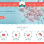 Tanawul Bakery Wordpress Theme