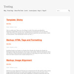 Team WordPress Theme