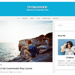 tecblogger Wordpress Theme