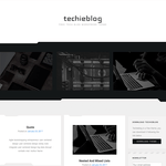 Techieblog WordPress Theme