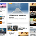 Tethys Wordpress Theme