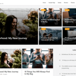 The Blank Wordpress Theme