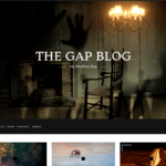 The Gap WordPress Theme