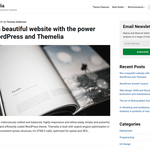 Themelia Wordpress Theme