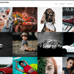 Thumbs Portfolio WordPress Theme