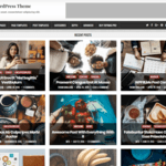 TidyMag Wordpress Theme