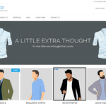 TopShop Wordpress Theme