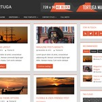 Tortuga Wordpress Theme