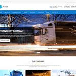 Transit Lite Wordpress Theme