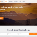 Travel Base Wordpress Theme