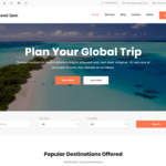 Travel Gem Wordpress Theme