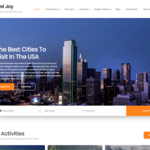 Travel Joy WordPress Theme