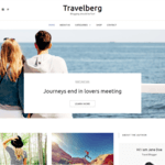 Travelberg Wordpress Theme