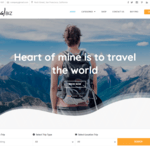 Travelbiz WordPress Theme