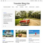 Traveler Blog Lite Wordpress Theme