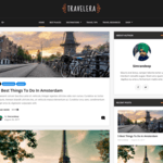 Travelera Lite Wordpress Theme