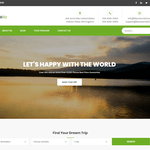 Travelia WordPress Theme