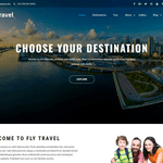 Travia Wordpress Theme