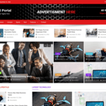 Trend Portal Wordpress Theme