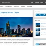 Treville Wordpress Theme
