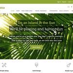 Tropicana Wordpress Theme
