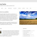 Twenty Twelve Wordpress Theme