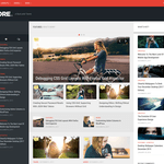 Typecore Wordpress Theme