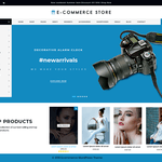 Ultimate Ecommerce Shop WordPress Theme