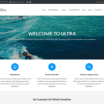 Ultra Wordpress Theme