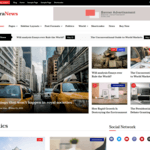 Ultra News WordPress Theme