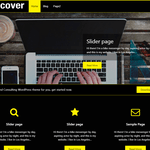 uncover WordPress Theme