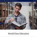 Uni Education Wordpress Theme