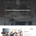 UNISCO WordPress Theme