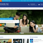 University Hub Wordpress Theme