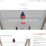 Valkano WordPress Theme