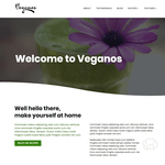 Veganos Wordpress Theme