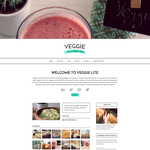 Veggie Lite WordPress Theme