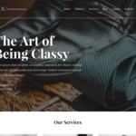 Velux Wordpress Theme