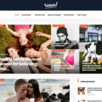 Versal Wordpress Theme