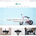 Vilva WordPress Theme