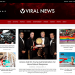Viral News WordPress Theme