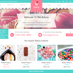 VW Bakery Wordpress Theme