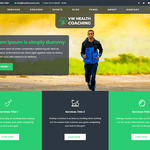 VW Health Coaching Wordpress Theme