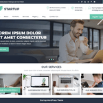 VW Startup Wordpress Theme