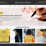 VW Writer Blog Wordpress Theme